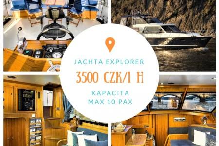 Jachta Explorer