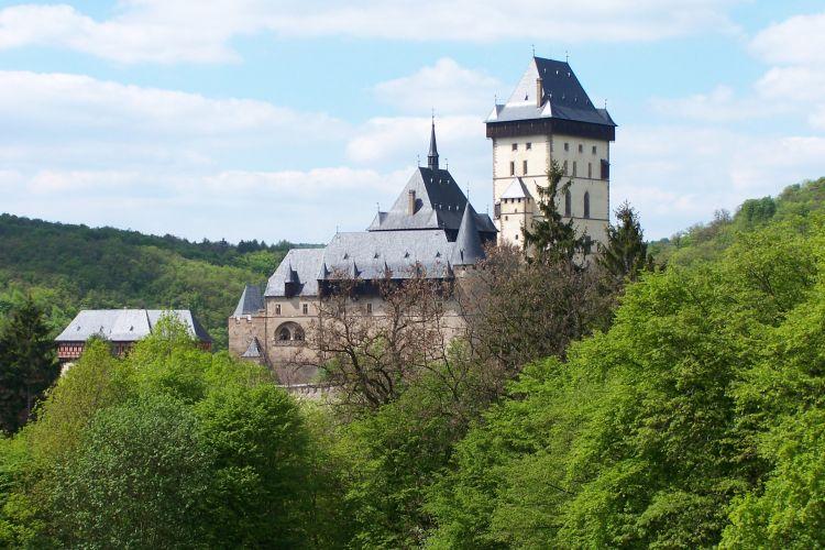Le Château de Karlstein