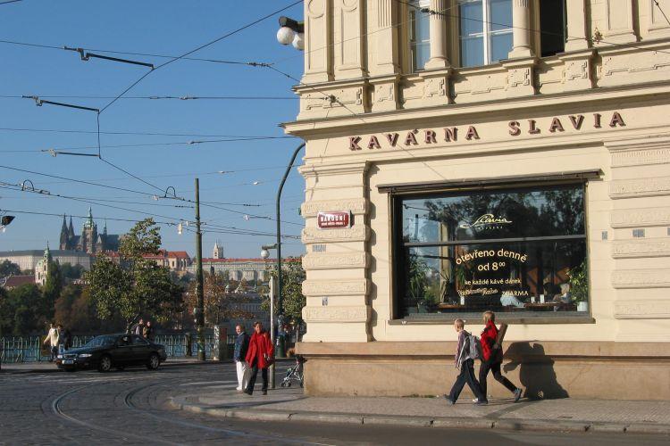 Kavárna Slavia