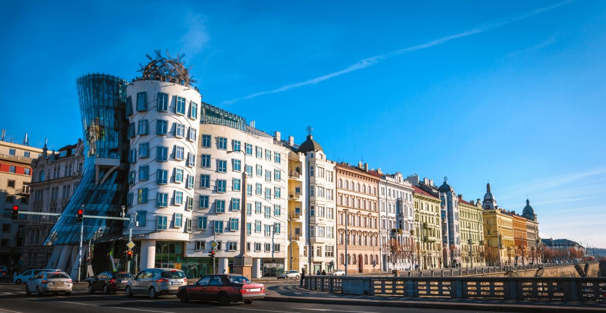 L'architettura di Praga