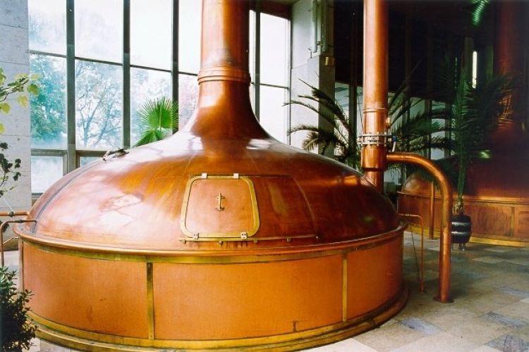 Velké Popovice, pivovar