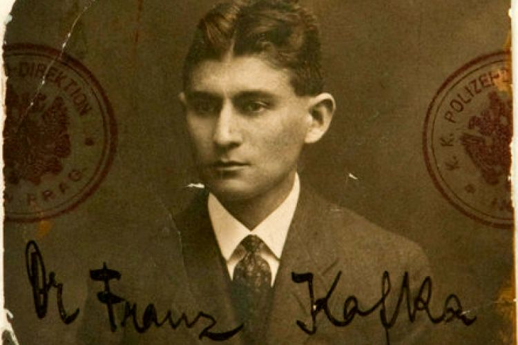 Franz Kafka and Prague Walking Tour