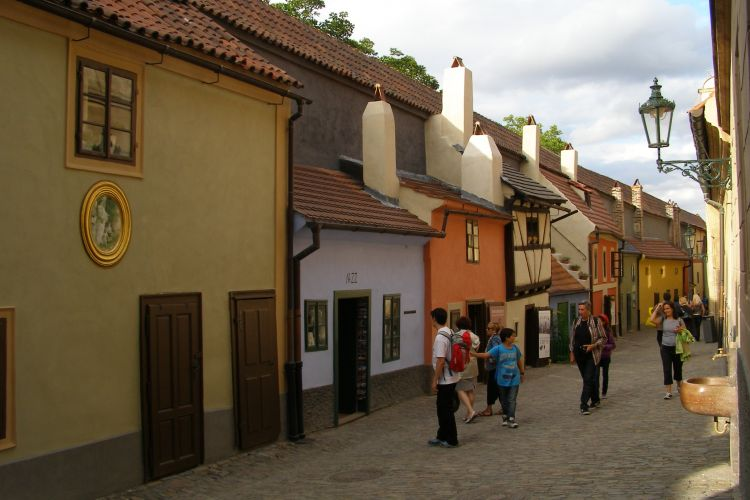 Prague Castle and the Lesser Town Tour