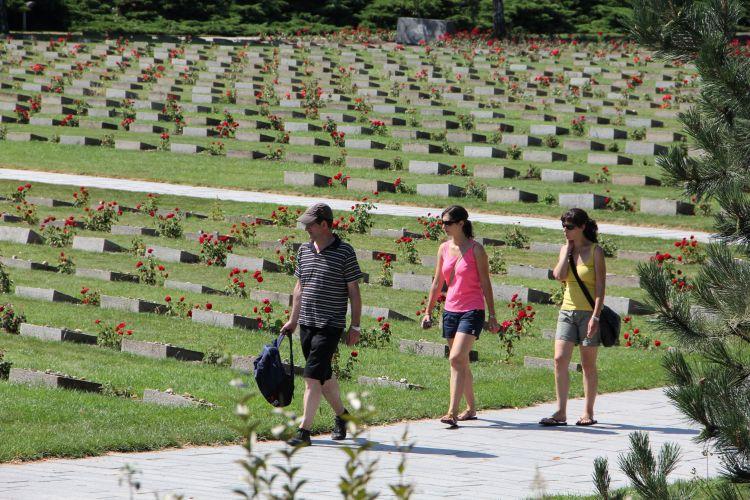 Židovský hřbitov, Terezín