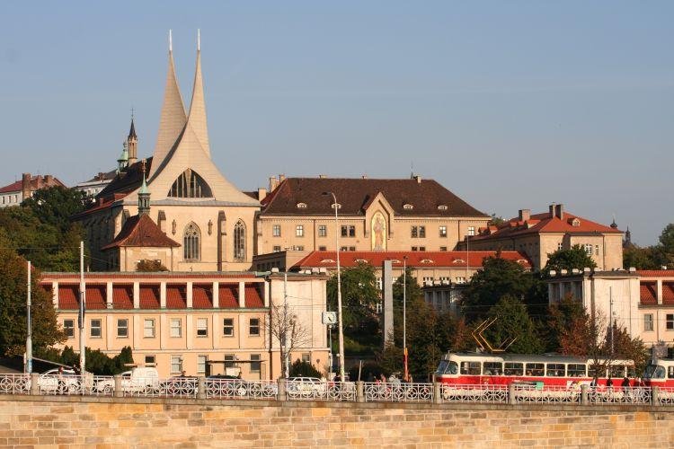 Emauzský klášter