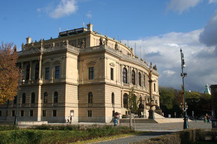 Rudolfinumm concert hall