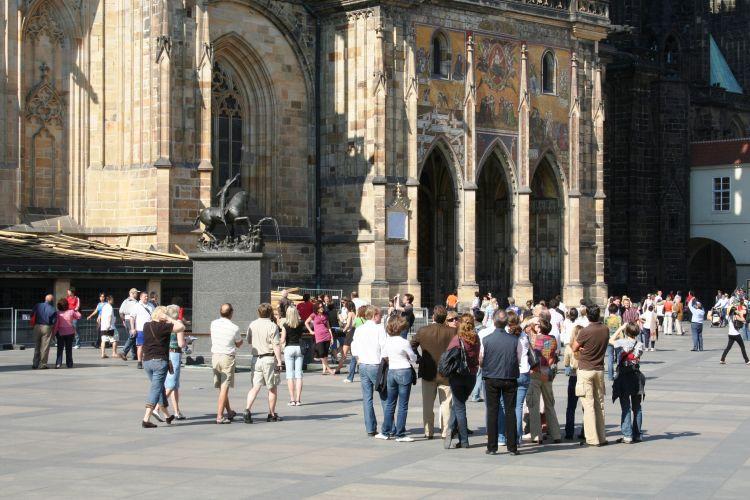 Areál Pražského hradu, Katedrála sv. Víta