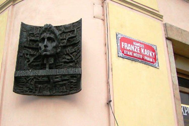 Franz Kafka Square