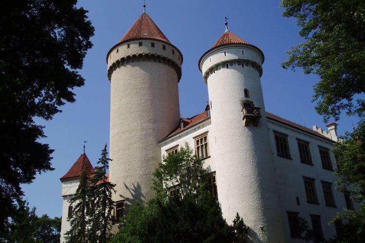 Chateau Konopiště