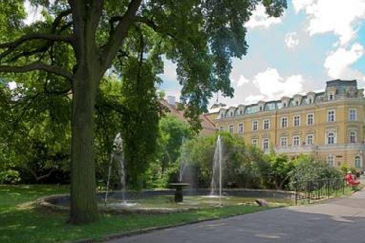 Teplice - spa park