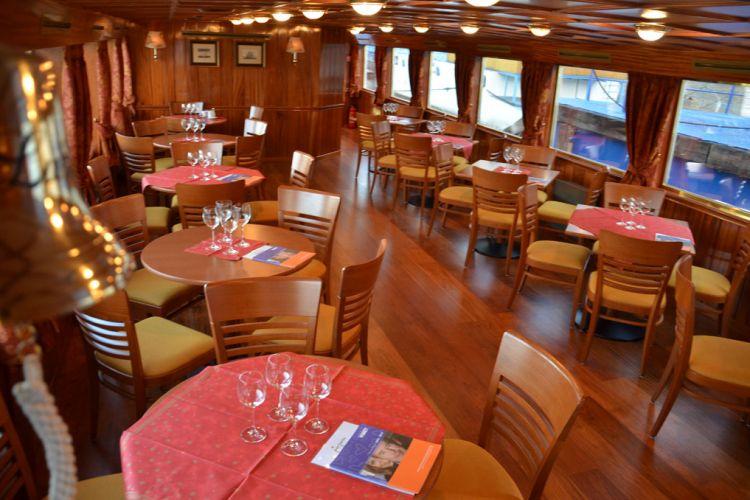 On-board restaurant