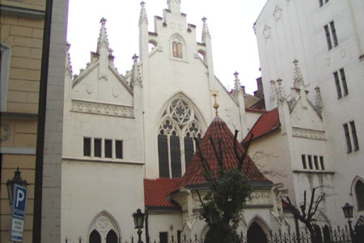 Maisel Synagogue