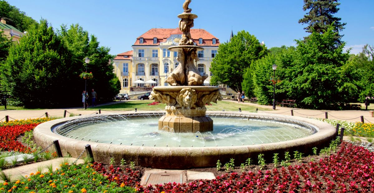 City of emperors and kings, a city of thousands of stories: TEPLICE