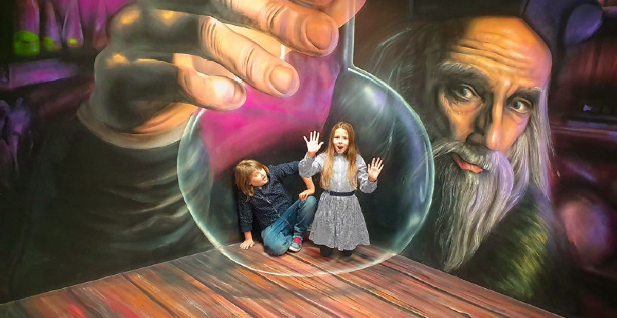Museum of fantastic illusions