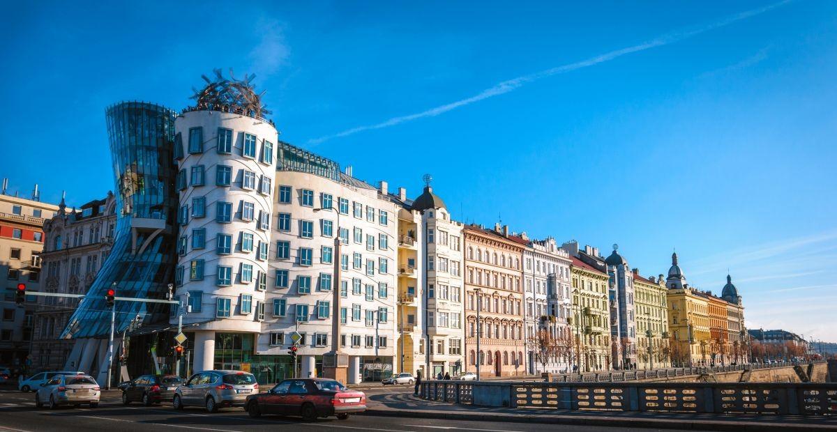 Prague Architecture