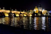 Prágai Éjszakai hajóút vacsorával