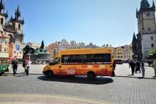 Hop on Hop off - Staroměstské náměstí