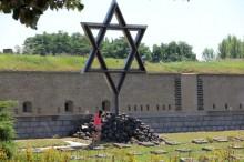 Cemetery, memorial Terezín
