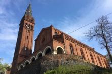 Teplice - St. Chiesa di Bartolomeo