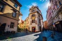 Praha je plná památek na dávné alchymisty