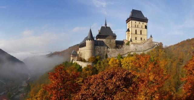 Burg Karlštejn