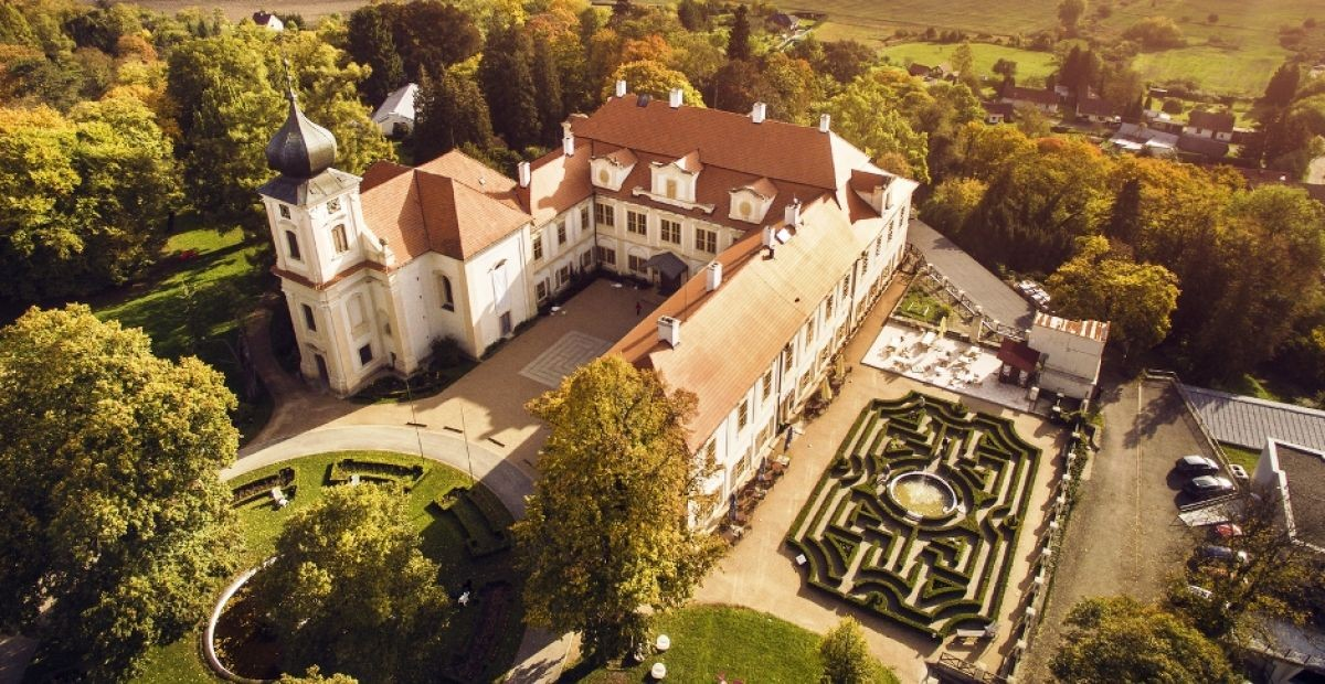 Loučeň Castle - adventure for kids