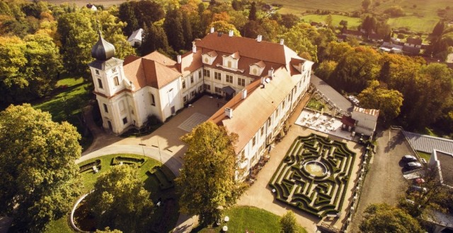 Schloss Loučeň -  Abenteuer für Kinder