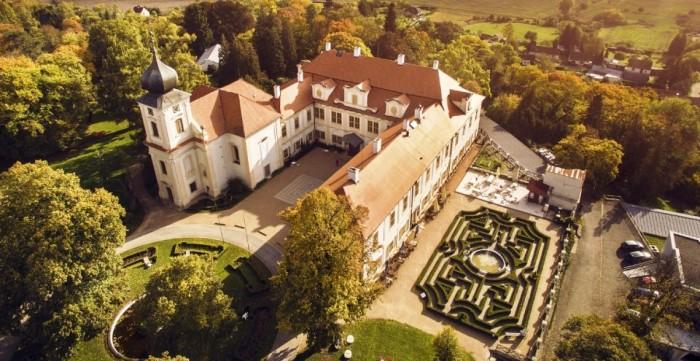 El Palacio de Loučeň – aventura para los niños