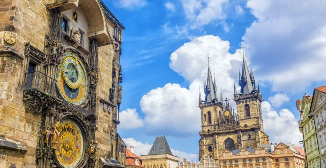 Grand City Tour - the Best of Prague - OUT OF ORDER CURRENTLY
