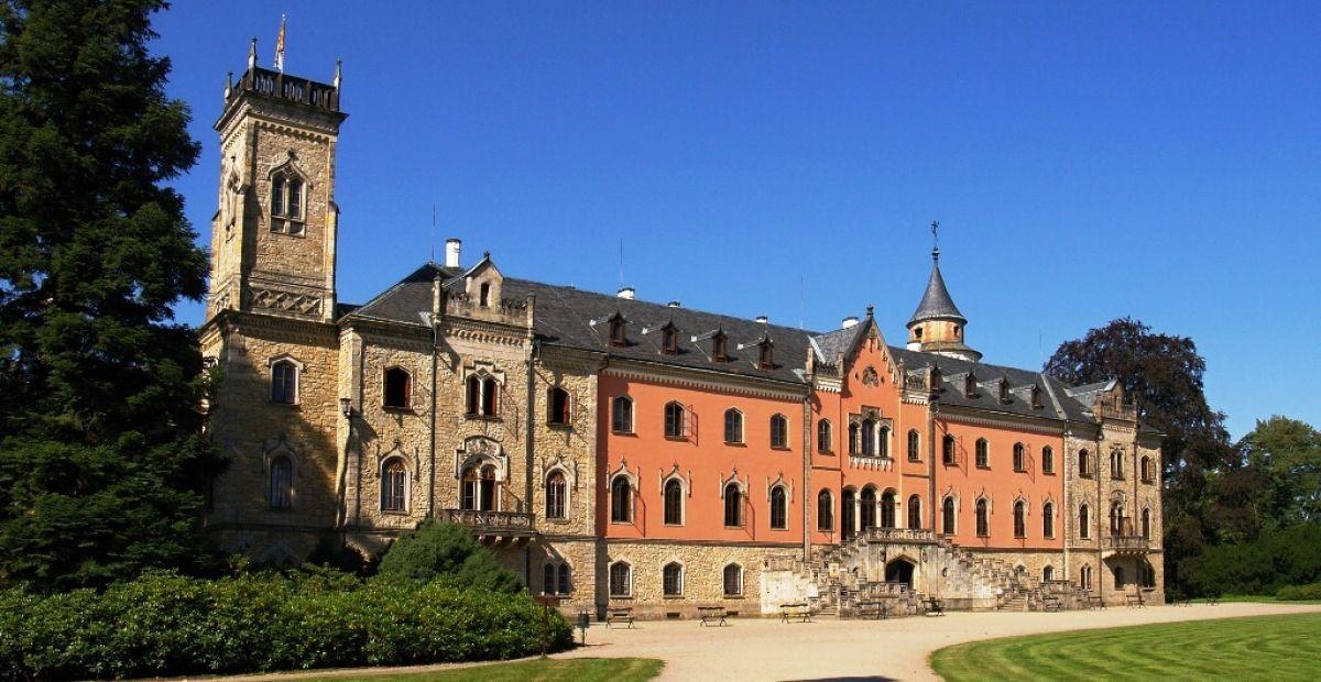Castello di Sychrov