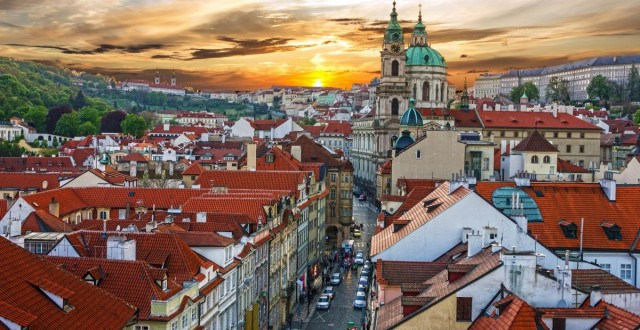 Cheapest Way to See All in Prague