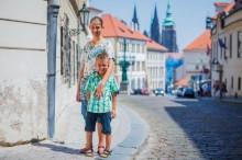 Prohlídka pro děti - Pražský hrad