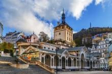 Карловы Вары - это город, полный красок и целебных источников
