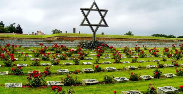 Le monument national de Terezin